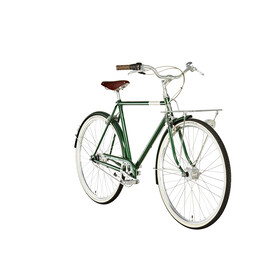 Creme Caferacer Doppio City Bike Men green